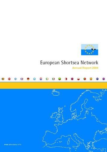 ESN Annual Report 2004 - European Shortsea Network