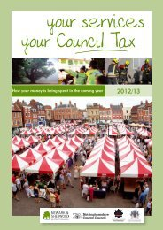 Council Tax Leaflet 2012-13.pdf - Newark and Sherwood District ...