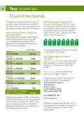 Council Tax Leaflet 2012-13.pdf - Newark and Sherwood District ... - Page 6