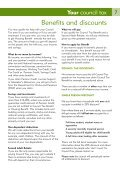 Council Tax Leaflet 2012-13.pdf - Newark and Sherwood District ... - Page 7
