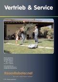 Preisliste Rasenroboter 2011 - Beregnungsparadies - Seite 6