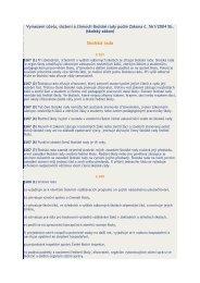 Vymezení účelu, složení a činnosti školské rady podle