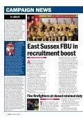 FBU Alerter • Spring 2009 - Fbu.me.uk - Page 4