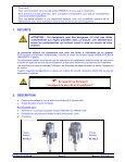 POMPE AIRLESS® 40.130_2 65.130_2 - Kremlin Rexson Sames - Page 3