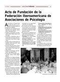 AQUÍ - Consejo General de Colegios Oficiales de Psicólogos - Page 5