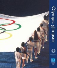 Olympic glimpses
