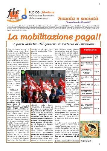 flc-giornalino_speciale - CGIL Modena