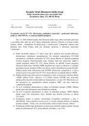 Informace č.j. JMK 126307/2006