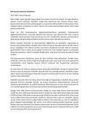 KDV beyannamelerinin düzeltilmesi 30.07.2009 ... - Denetimnet.Net