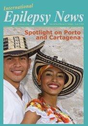 Spotlight on Porto and Cartagena - International Bureau for Epilepsy