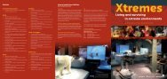 Xtremes folder 2012 - Experimentarium