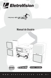 Manual do Usuário - Colombo