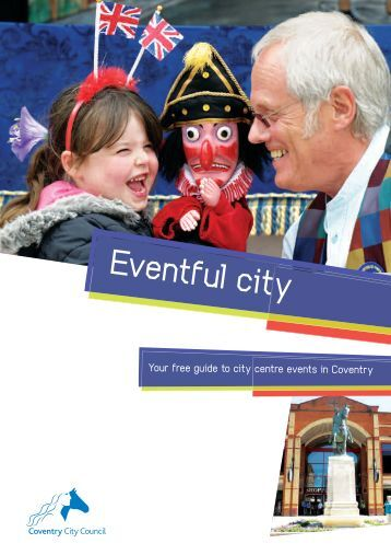 Eventful city guide - Coventry 2012