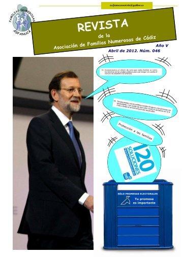 ASFANUCA revista abr2012 - Diputación de Cádiz