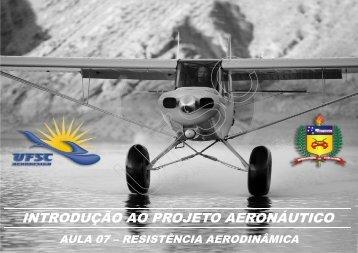 Aula 7 - UFSC Aerodesign