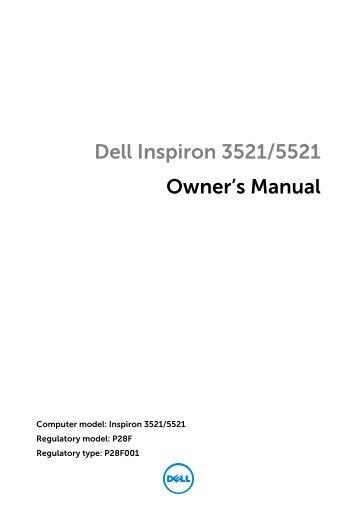 90 free magazines from en community dell com rh yumpu com Dell Inspiron Manual Online Dell Latitude E5530 User Guide