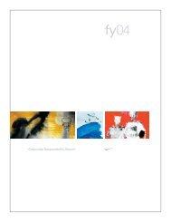 FY04 CR Report - NIKE, Inc.
