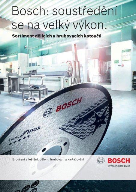 Stáhnout PDF - Bosch