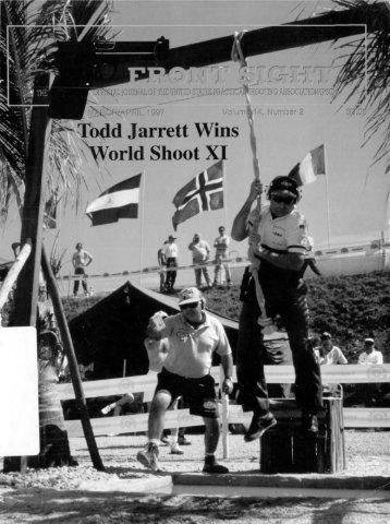 Todd Jarrett Wins \\World Shoot X - uspsa