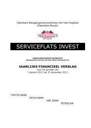 Openbare Beleggingsvennootschap met Vast Kapitaal - Analist.nl