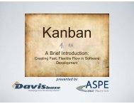 Introduction to Kanban - ASPE
