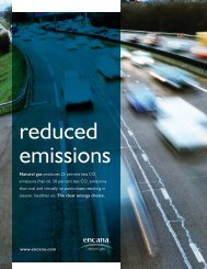 Reduced Emissions - Encana