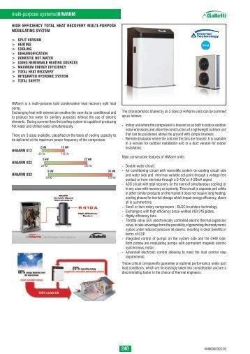 240 multi-purpose systems\HIWARM - komfovent