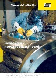 Svařování nerezavějících ocelí - Vše pro svařování
