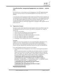 Invulformulier zorgzwaartegegevens na inlezen – versie 3.0 - BTSG