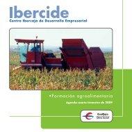 •Formación agroalimentaria - Ibercide - Ibercaja