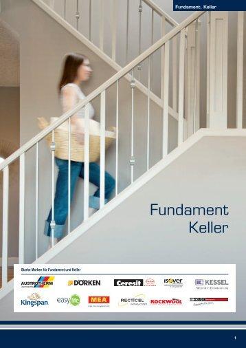 Fundament Keller