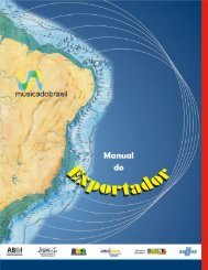 Manual da música do Brasil