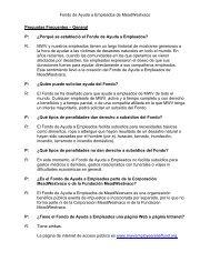 Preguntas Frecuentes - MeadWestvaco