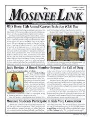 May 2012 - Mosinee School District
