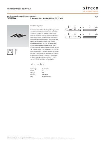 Product Datasheet - Osram