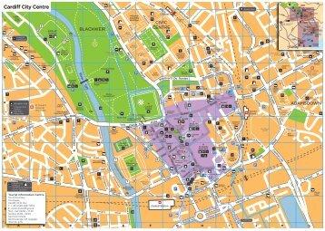 Aberdeen City Centre Map PDF FirstGroup