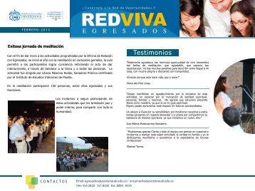 Boletín mes enero 2.. - Pontificia Universidad Javeriana, Cali