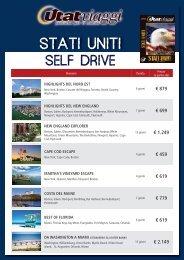 Stati Uniti: Self Drive (239.51 kB) - Utat Viaggi