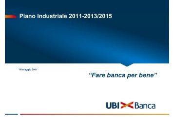 UBI Banca - FalcriUbi