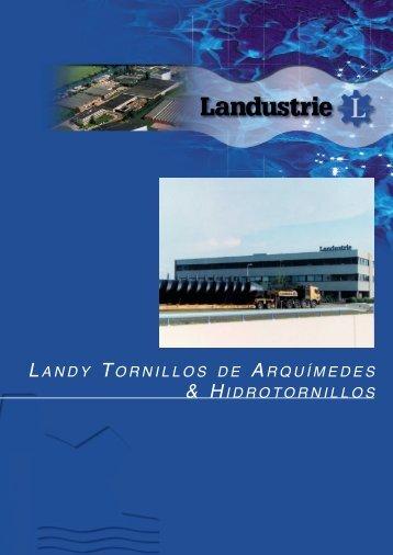 tornillos landy - Landustrie