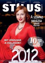 S&L 2012. jan. (pdf, 6.3 MB) - Mol