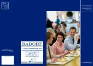 PREMIUM PORCELAIN MADE IN GERMANY - Badorf