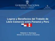 Diapositiva 1 - Ministerio de Comercio e Industrias