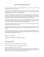 text – english version - project welcome