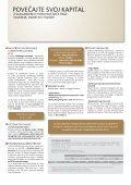 POVE»AJTE SVOJ KAPITAL B.I.K. - Zavarovalnica Triglav - Page 2