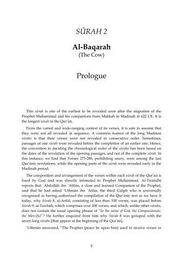 Baqarah Magazines
