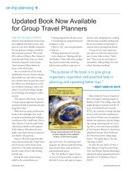 On Trip Planning.pdf - Leisure Group Travel