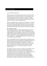 Editorial Archive January - March 2012 - Centre for Civil Society ...