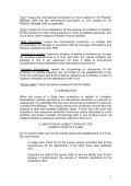 Guidelines Procedural Rules Limitation of Liability - Comite Maritime ... - Page 2