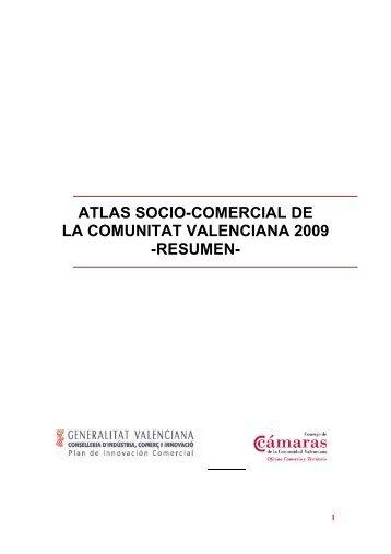 Dossier de Prensa del Atlas Sociocomercial 2009